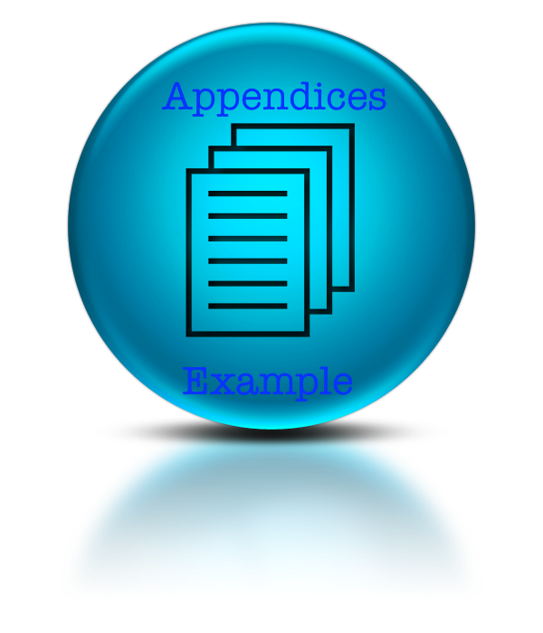 appendices with limitations